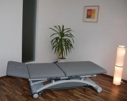 Behandlungsraum Private Fachpraxis für OMT Göttingen (in den Räumen der Physiowerkstatt)